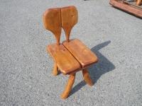 Židle s opěradlem